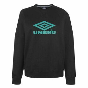Umbro Batwing Logo Sweater Ladies