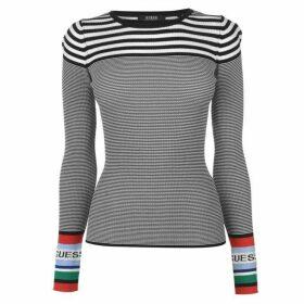 Guess Stripe Sweater
