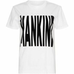 For All Mankind Short Sleeve Mankind Logo Tee