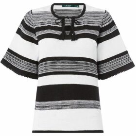 Lauren by Ralph Lauren Prasang striped sweater