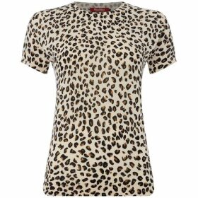 Max Mara Studio Animal print sweater