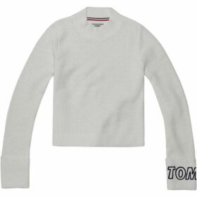 Tommy Jeans Diagonal Stitch Sweater