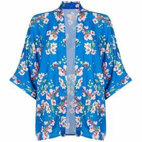 Yumi Spring Flower Kimono