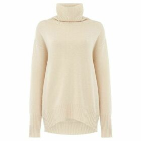 Max Mara Studio High neck sweater