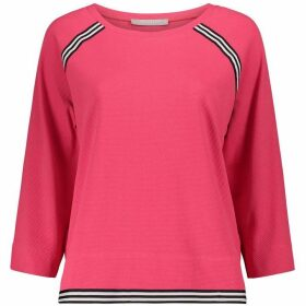 Betty Barclay Sporty Textured Top