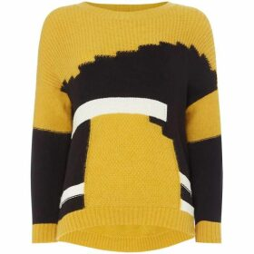 Marella Ribelle multi printed sweater
