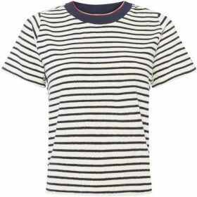Tommy Hilfiger Striped towelling lounge t-shirt