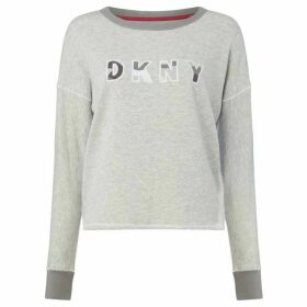 DKNY Urban Armour logo lounge top