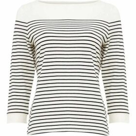Phase Eight Bethanie Breton Stripe Top