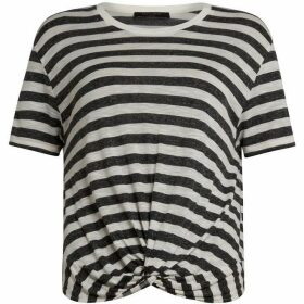 All Saints Carme Stripe Tee