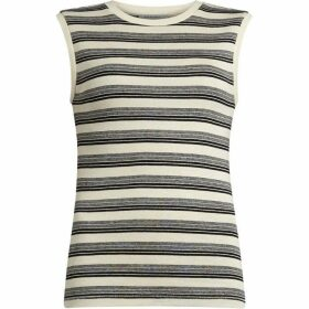 All Saints Imogen Stripe Tank Top