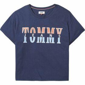 Tommy Jeans Retro Logo Tee