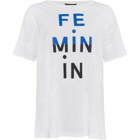 French Connection Feminin Masculin T-Shirt