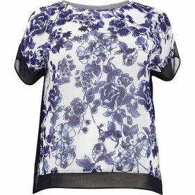 Studio 8 Susan Printed Top