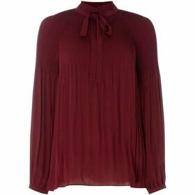 Lauren by Ralph Lauren Duong pleated shirt