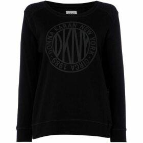 DKNY Crew neck logo sweat