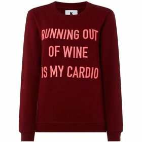Blake Seven Running Out Of Wine Sweater