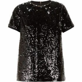 Ted Baker Aisllin Sequin Detail Top