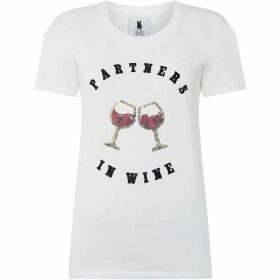 Blake Seven Partners In Wine Tee
