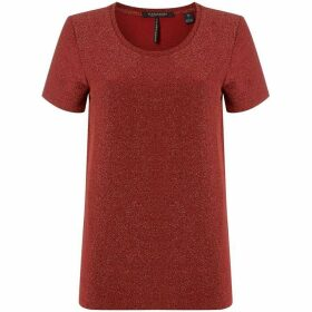 Maison Scotch Sparkly t-shirt