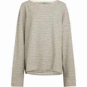 All Saints Adelise Stripe T-Shirt