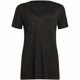 All Saints Emelyn Shimmer T-Shirt