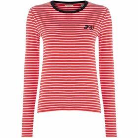 Jack Wills Kewstoke Stripe Long Sleeve Top