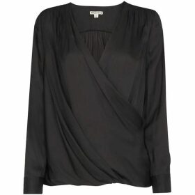 Whistles Martina Draped Top