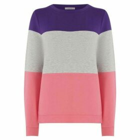 Oasis Bold Colourblock Sweat