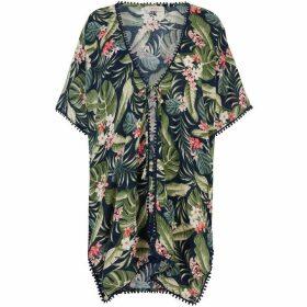 Oasis Jasmine Oversized Kimono