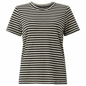 All Saints Feda Stripe T-Shirt