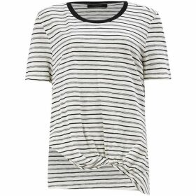 All Saints Wilma Stripe T-Shirt