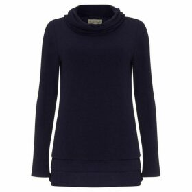 Phase Eight Wanita Roll Neck Top