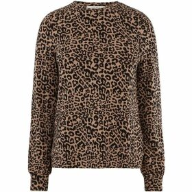 Oasis Animal Print Sweat