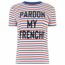 Warehouse Pardon My French Tee