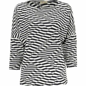 Phase Eight Tiffani Textured Stripe Top