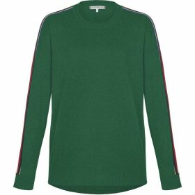 Tommy Hilfiger Jacklyn Side Stripe Sweater