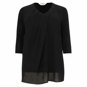 Studio 8 Mabel Jersey Sleeve Top