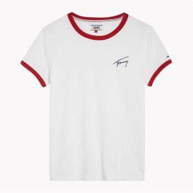 Tommy Hilfiger Tommy Jeans Ringer T-Shirt