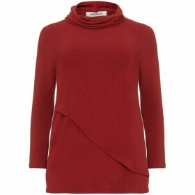 Studio 8 Flo Roll Neck Top