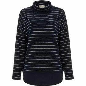 Phase Eight Striped Serena Snuggle Top
