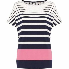 Phase Eight Stacy Stripe Top
