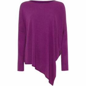 Phase Eight Melinda Asymmetric Knitted Top
