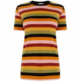 Warehouse Multi Stripe T-Shirt