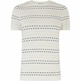 Warehouse Stripe Spot T-Shirt