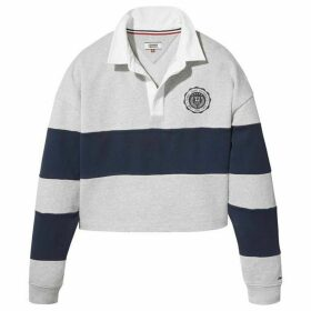 Tommy Jeans Cropped Rugby Top