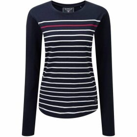 Tog 24 Fleur Womens Deluxe Long Sleeved T-Shirt