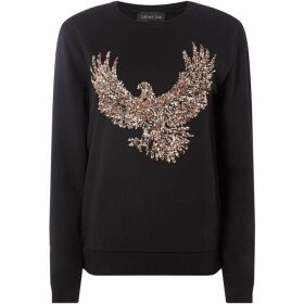 Label Lab Eagle sequin sweat