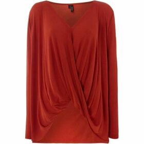 Vero Moda Honie Long Sleeve Wrap Top