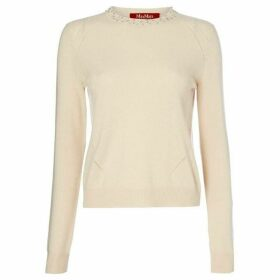 Max Mara Studio Miranda crew neck sweater